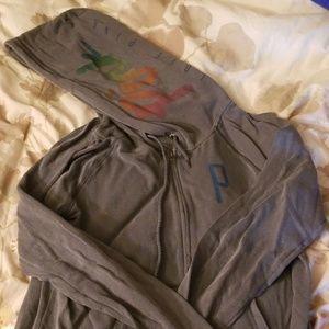 Victorias secret PINK navy hoodie